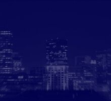 Denver @ Dusk by eltdesigns