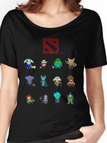 dota 2 pixelbatch Women's Relaxed Fit T-Shirt