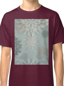 Vintage Abstract Pattern Classic T-Shirt