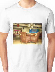 Bamboo Chairs Unisex T-Shirt
