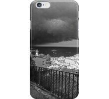 Storm on the Horizon iPhone Case/Skin