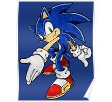 -GEEK- Sonic The Hedgehog Poster