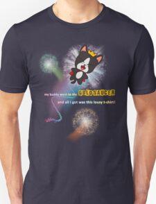 Gold Saucer - Final Fantasy VII Unisex T-Shirt