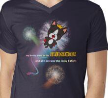 Gold Saucer - Final Fantasy VII Mens V-Neck T-Shirt