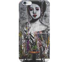 Graffiti Girl iPhone Case/Skin