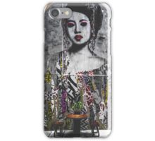 Graffiti Girl iPhone Case/Skin