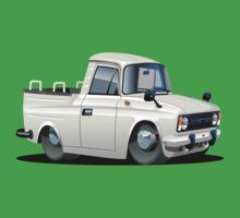 Cartoon pickup One Piece - Short Sleeve