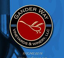 Gander Way Vineyards by eltdesigns