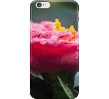 Wet Camellia iPhone Case/Skin