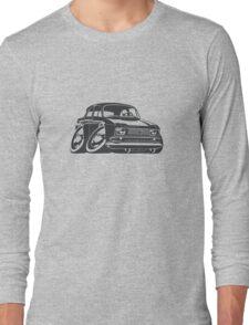 Cartoon retro car Long Sleeve T-Shirt