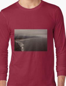 The Subtle Elegance Of The Oregon Coast - 2 ©  Long Sleeve T-Shirt