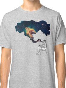 Galaxy Smoke Classic T-Shirt