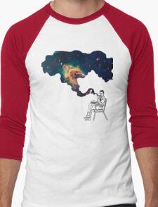 Galaxy Smoke Men's Baseball ¾ T-Shirt