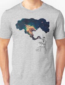 Galaxy Smoke Unisex T-Shirt