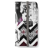 Paint it Black iPhone Wallet/Case/Skin