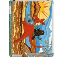 Bush Racing no. 1 iPad Case/Skin