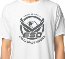 Earth Space Defense Classic T-Shirt