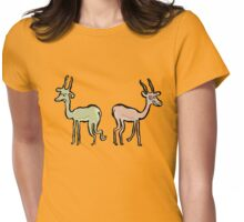 antilope vs prolope Womens Fitted T-Shirt