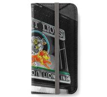 Fluorescent Detroit iPhone Wallet/Case/Skin