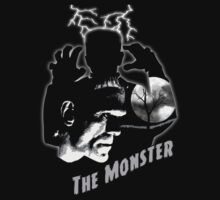 The Monster by marinasinger