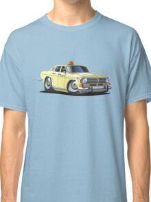 Cartoon taxi car Classic T-Shirt