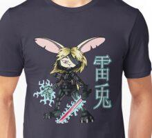 Raitoningu Usagi (Lightening Rabbit) Unisex T-Shirt