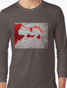 Red Run Long Sleeve T-Shirt
