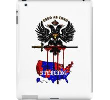 STERLING USA iPad Case/Skin