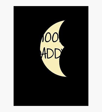 Moon Daddy Photographic Print