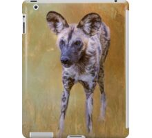 African Wild Dog! iPad Case/Skin