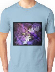 Moody and fresh freesia   Unisex T-Shirt