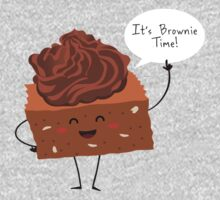 BROWNIE TIME! One Piece - Short Sleeve
