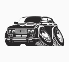 Cartoon car Kids Tee