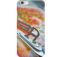 Rusty Austin A40 iPhone Case/Skin