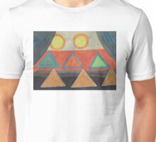 Clear the Stage for The Geometry Show Unisex T-Shirt