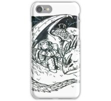 Astrid and Stormfly iPhone Case/Skin