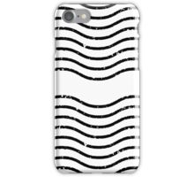 Post office waves iPhone Case/Skin