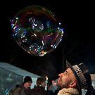 Bubble Man by brilightning