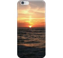Summer Solstice at Sunset Beach iPhone Case/Skin