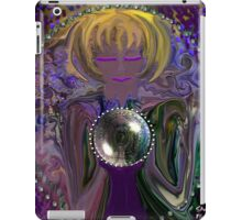 GYSPY AND HER CRYSTAL BALL iPad Case/Skin