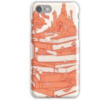 Magic of books iPhone Case/Skin