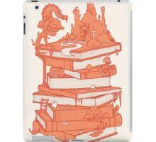 Magic of books iPad Case/Skin