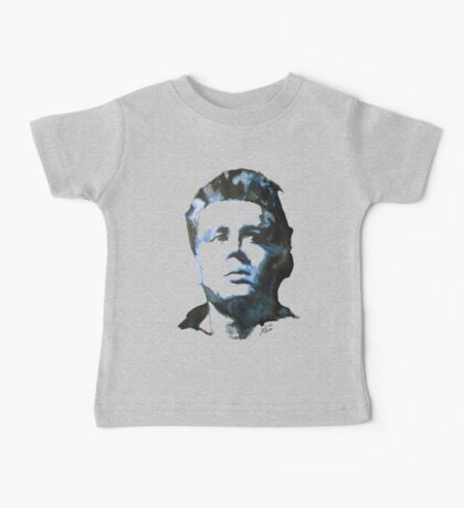 James Dean | Watercolour Painting Baby Tee