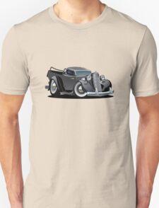 Cartoon retro pickup Unisex T-Shirt