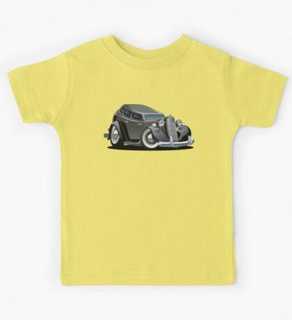 Cartoon retro car Kids Tee