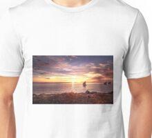 Beauté du coucher de soleil à Madagascar Unisex T-Shirt