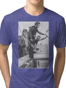 Jaws Tri-blend T-Shirt