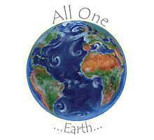 All One Earth Photographic Print