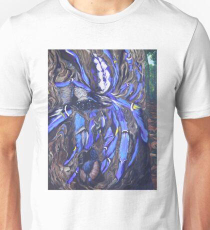 Poecilotheria metallica Unisex T-Shirt