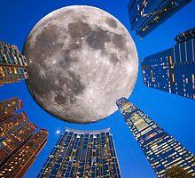 Hong Kong Union Square  by MichaelKe
